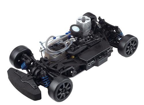 voiture thermique 1/10 piste 4 roues motrices thunder tiger - www